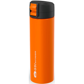 GSI Microlite 720 Flip Flasche orange